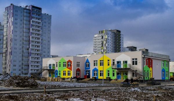 Детский сад, Евгения Пермяка 8а, Пермь(2020)|Фото: Администрация Перми