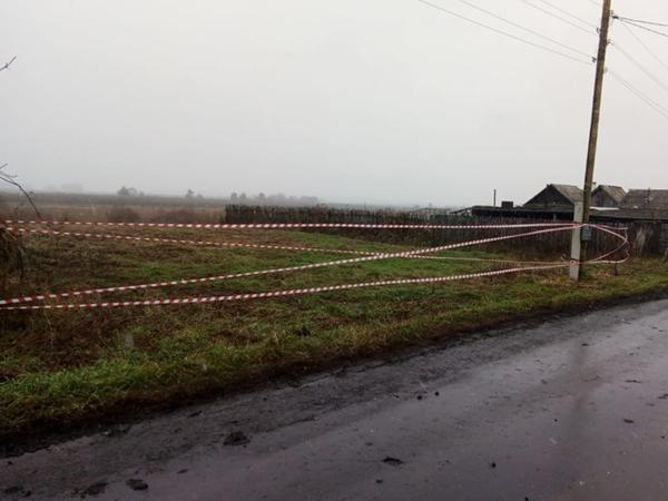 Оползень в деревне Верхняя Иленка(2020) Фото: ГУ МЧС по Свердловской области