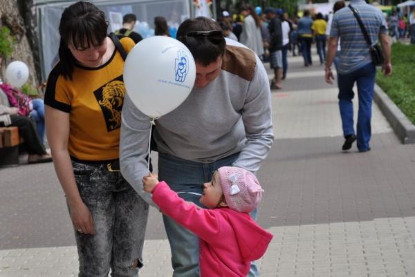 ребенок, дети, семья, демография(2020)|Фото: пресс-служба Воронежской областной думы