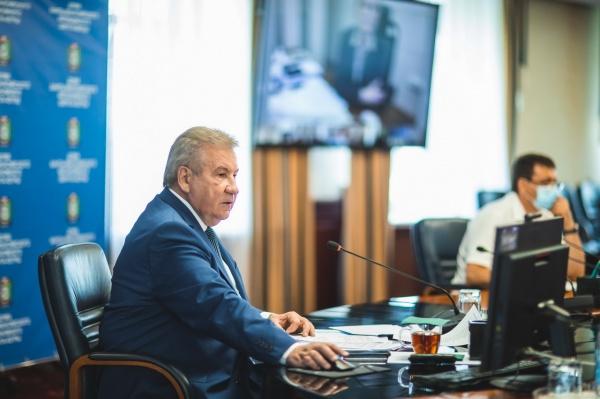 Борис Хохряков(2020) Фото: Дума Югры, Владимир Андрюхин