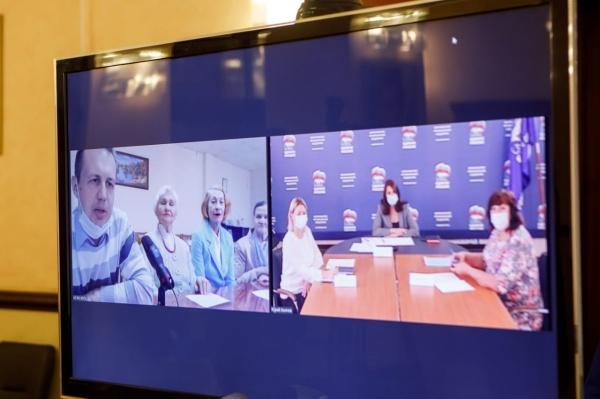 прием граждан, он-лайн, воронежская областная дума(2020)|Фото: пресс-служба Воронежской областной думы