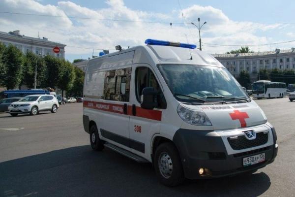 скорая помощь, автомобиль, скорая(2020)|Фото: пресс-служба Воронежской областной думы