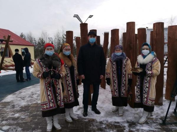трубецкой, ханты, туризм(2020) Фото: пресс-служба администрации Сургутского района