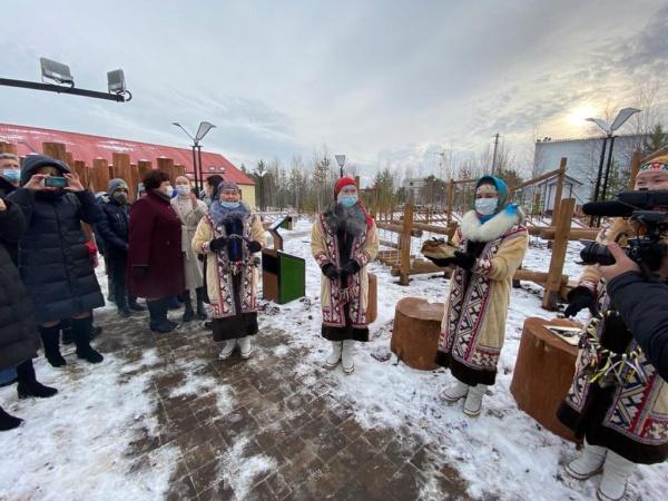 трубецкой, русскинская , туризм, ханты(2020) Фото: пресс-служба администрации Сургутского района