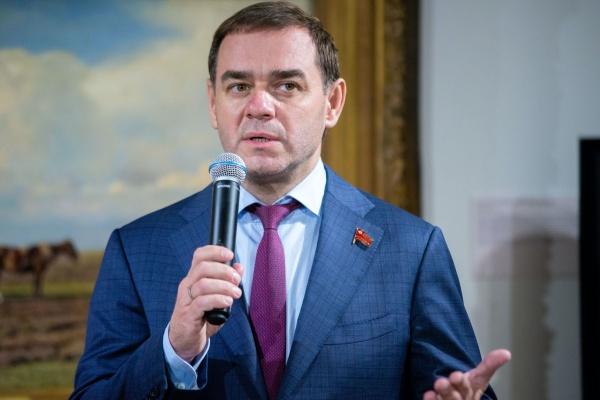 Александр Лазарев, депутат заксобрания Челябинской области(2020)|Фото: zs74.ru/Дмитрий Куткин