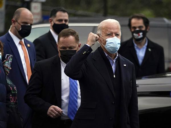 Байден, выборы президента США 2020(2020)|Фото: AP Photo/Carolyn Kaster