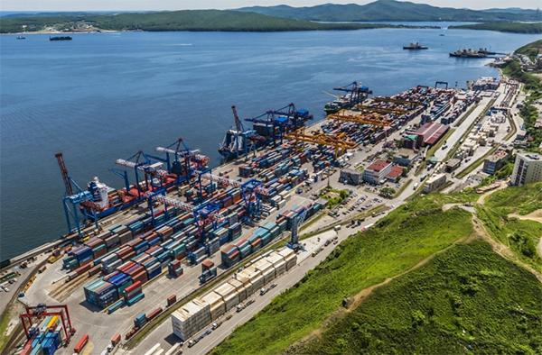 Владивостокский морской торговый порт(2020) Фото: korabel.ru/Ирина Белоусова