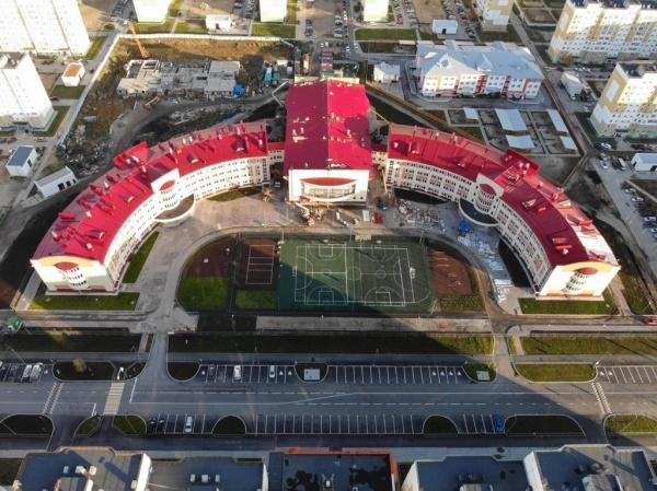 школа, нижневартовск(2020)|Фото: пресс-служба администрации Нижневартовска