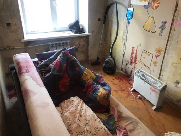 Место массового убийства.(2020)|Фото: пресс-служба СУ СКР по Свердловской области