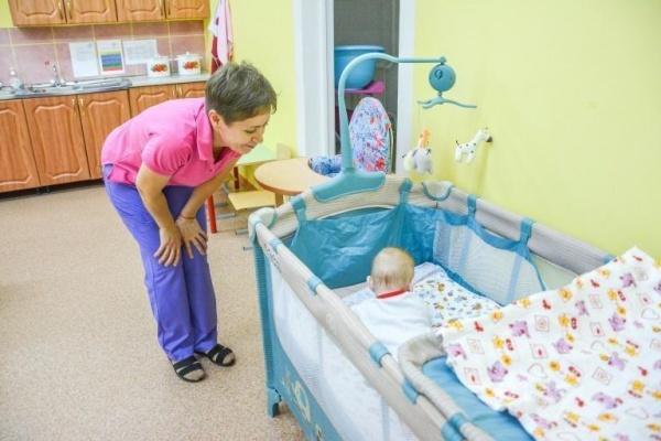 нацпроект, демография, младенец, ясли, нижневартовск(2020)|Фото: пресс-служба администрации Нижневартовска