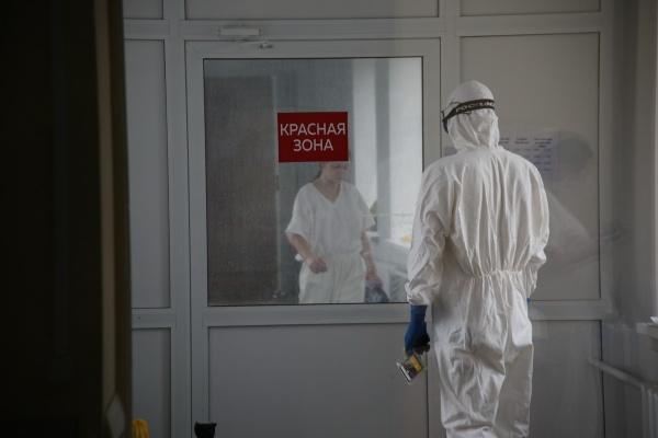 больница, красная зона, врач, коронавирус(2020)|Фото: Пресс-служба ЦВО