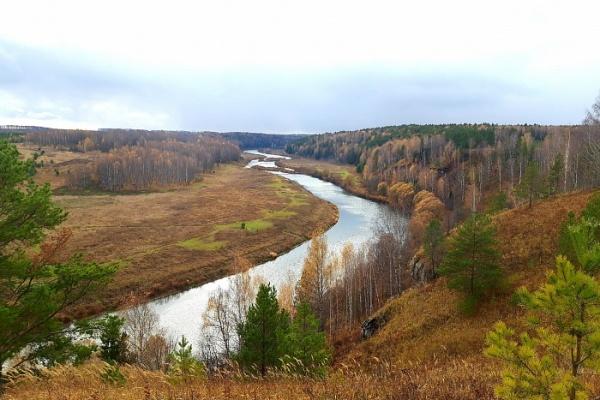 экотропа, вятская швейцария, заказник пижемский, лес, осень, река, природа(2020) Фото: Пресс-центр правительства Кировской области