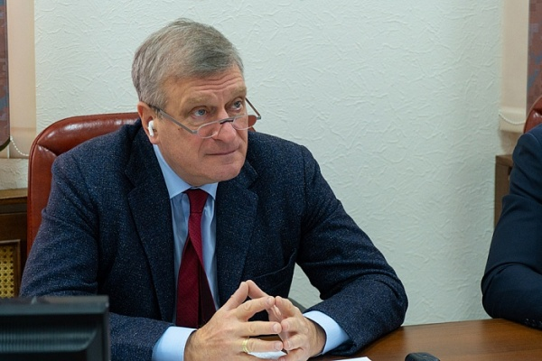 игорь васильев, кировская область(2020)|Фото: Пресс-центр правительства Кировской области
