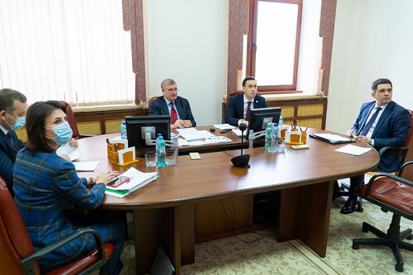 аси, заседание, кировская область, васильев(2020)|Фото: Пресс-центр правительства Кировской области