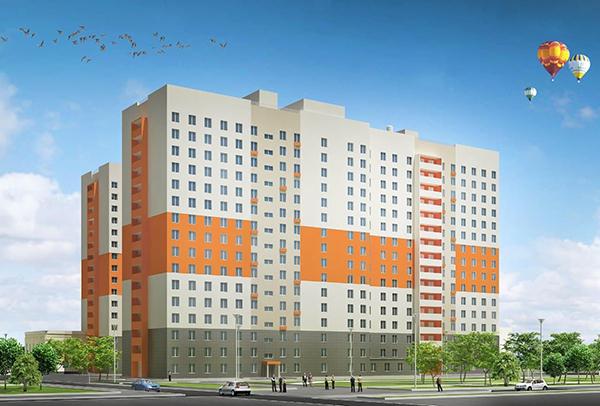 Новое общежитие УрФУ(2020) Фото: Пресс-служба УрФУ