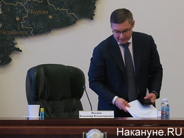 Владимир Якушев(2020) Фото: Накануне.RU