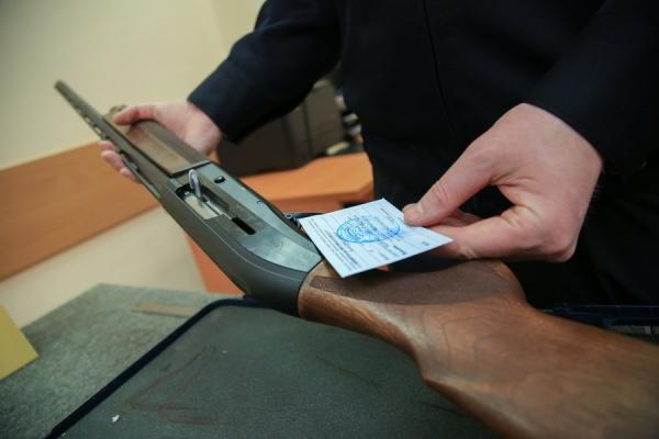 оружие, лицензия на оружие, ружье(2020)|Фото: Пресс-служба Управления Росгвардии по Свердловской области