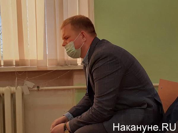Александр Коркин в суде(2020) Фото: Накануне.RU