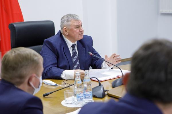 депутаты, воронежская областная дума, верзилин(2020)|Фото:пресс-служба Воронежской областной думы