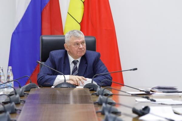 депутаты, воронежская областная дума,верзилин(2020)|Фото:пресс-служба Воронежской областной думы