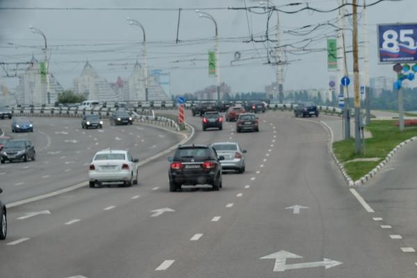 автодорога, автомобили, трасса, дорога, шоссе, транспорт(2020)|Фото:пресс-служба Воронежской областной думы