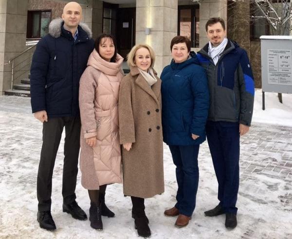 Команда администрации, Муравленко, Елена Молдован(2020) Фото: Елена Молдован