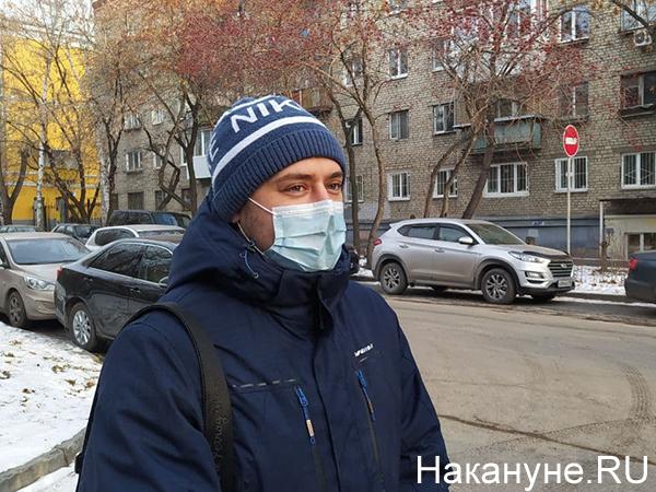 Павел Солнов(2020)|Фото: Накануне.RU