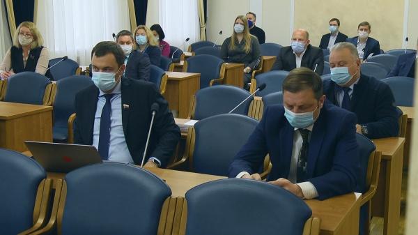 депутаты, воронежская городская дума(2020) Фото: пресс-служба Воронежской городской думы