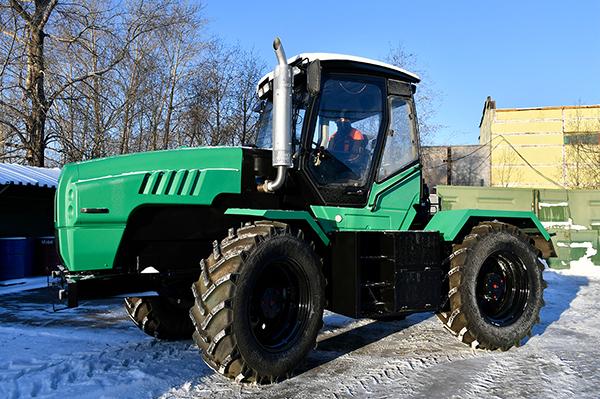 Сельскохозяйственный трактор ТС-165(2020)|Фото: uralvagonzavod.ru