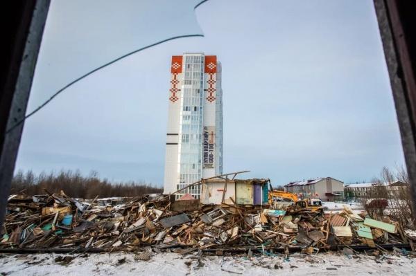 ветхое жилье, балок, югра(2020)|Фото: пресс-служба главы администрации Сургутского района