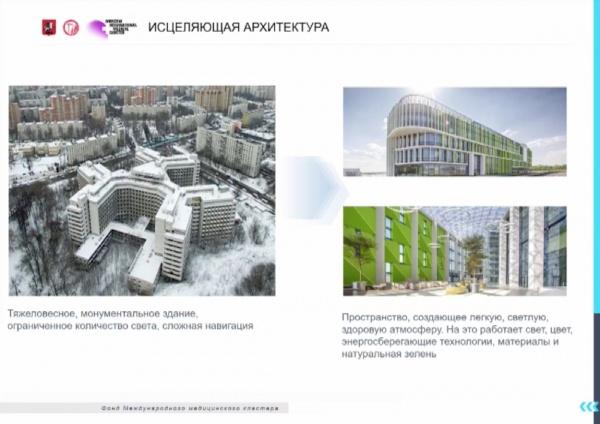 Больница Сколково(2020)|Фото: Фонд международного медицинского кластера