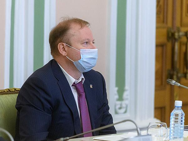 встреча Евгения Куйвашева с депутатами Госдумы(2020)|Фото: све.рф
