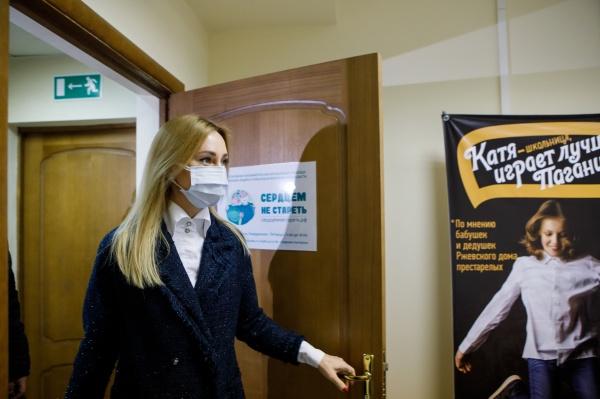 губина, воронежская областная дума(2020)|Фото:пресс-служба Воронежской областной думы