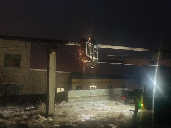 повреждение газопровода в Красноуральске(2020)|Фото: 66.mchs.gov.ru