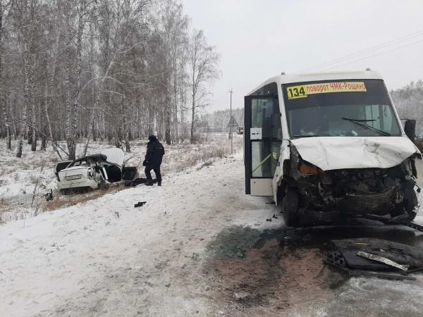ДТП, маршрутка,(2020)|Фото: ГИБДД Челябинской области