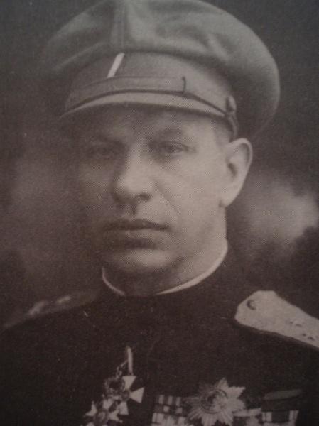 Чехословацкий генерал Радола Гайда(2020)|Фото: cs.wikipedia.org