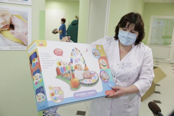 медсестра, новорожденные, больница(2020)|Фото: Фонд святой Екатерины