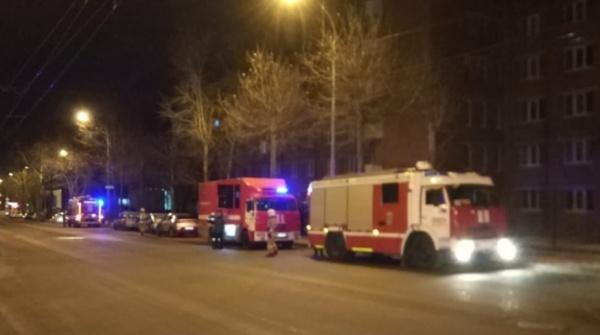 пожарные машины(2020) Фото: ГУ МЧС РФ по Свердловской области