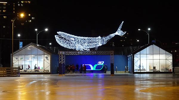 Открытие катка в ЦПКИО(2020)|Фото: Пресс-служба ЦПКиО им. Маяковского