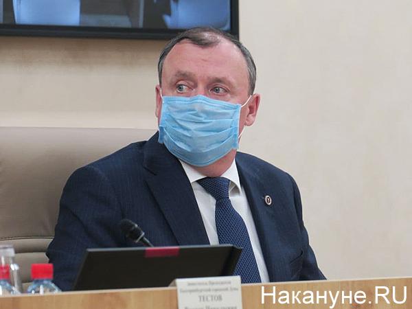 Екатеринбургская городская дума, Алексей Орлов(2020)|Фото: Накануне.RU