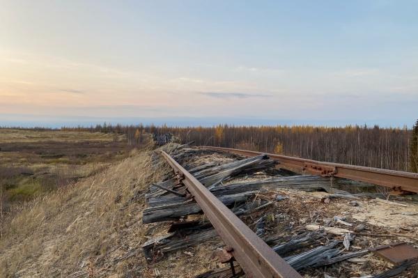 501 стройка, трансполярная магистраль(2020)|Фото: Егор Соловьев | vk.com/solovevegor