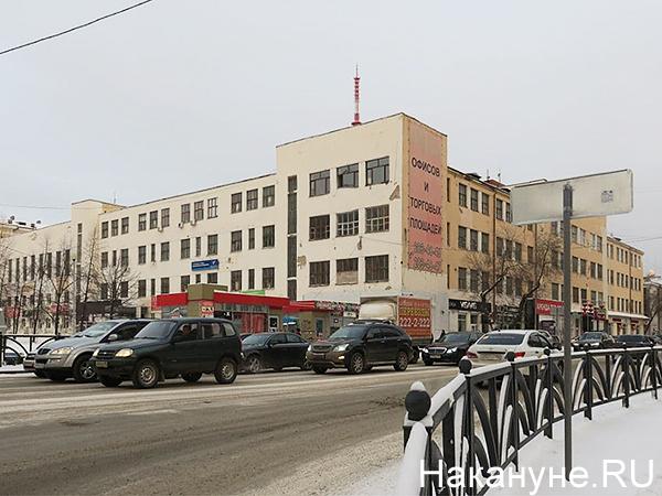 Конструктивистское здание ПРОМЭКТа на ул. Декабристов, 20(2020)|Фото: Накануне.RU