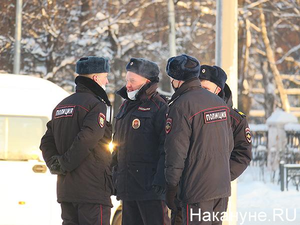 полиция, полицейский(2020)|Фото: Накануне.RU
