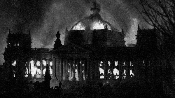 Поджог рейхстага в 1933 году(2021)|Фото: great-country.ru
