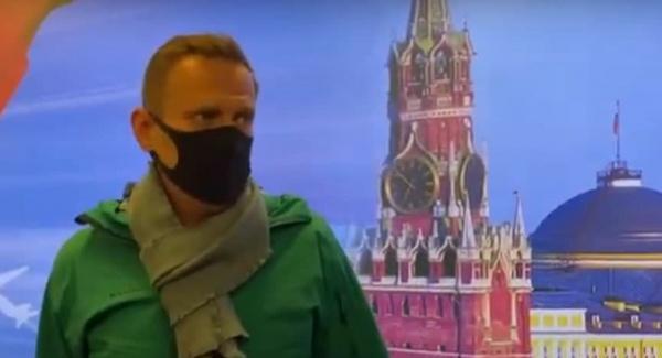 Алексей Навальный, возвращение в Россию(2021)|Фото: