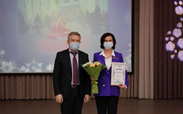 Награждение, смотр-конкурс(2021)|Фото: Администрация Нижневартовска