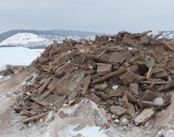 строительный мусор(2021)|Фото: ОНФ Челябинская область