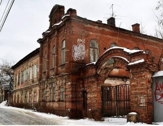 Дом купца Лаптева(2021)|Фото: Администрация Пермского края
