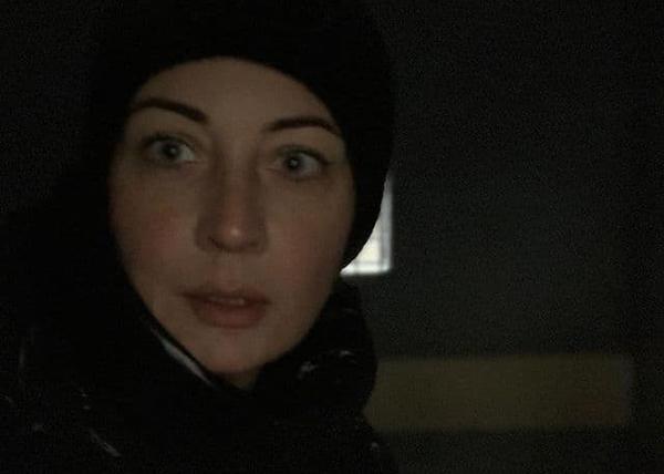 Задержанная Юлия Навальная на митинге 23 января в Москве(2021) Фото: instagram.com/yulia_navalnaya