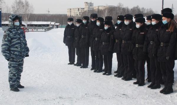 полиция, гарнизон, МВД(2021)|Фото: В.Н. Горелых